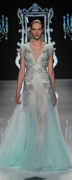Jenny Packham. BLAIR WALDORF WORE THIS AT A JENNY PACKHAM SHOW AS A ...