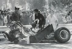 Crash Formule 1