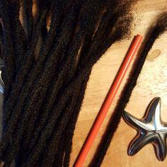 "8"" Pencil Width Dreadlock Extensions"