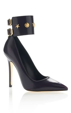 Versace Studded Pump