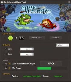 Little Alchemist Choose Your Story Hack On Iphone Ios Need Jailbroken Device Little Alchemist Hack And Cheats Little Alc Tool Hacks Time Hacks Alchemist