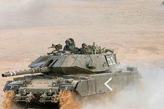Magach 7 - Israeli main battle tank