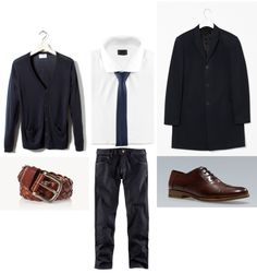 Look Fiesta Informal Hombre - Nice Office Wear