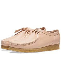 Clarks Originals Wallabee (Natural Tan Leather)