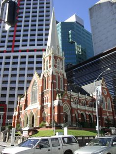 A Tiny Bit Of History In The Midst Of A Bustling City   Brisbane.  Australian ArchitectureQueensland AustraliaBrisbaneBuildings