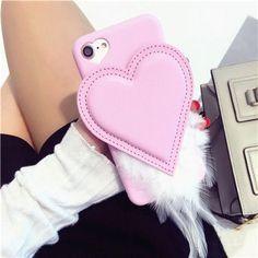 """Kawaii Feather"" Phone Case"