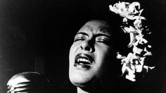 The fantastic Billie Holiday and yours Gardenias! Billie Holiday, Jazz, Lady Sings The Blues, Apollo Theater, Somewhere In Time, Female Hero, Brave Girl, Vintage Classics, Harlem Renaissance
