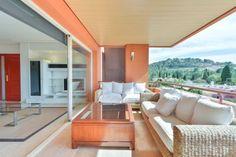 Peacefull terrace http://www.alquiler.com/casas
