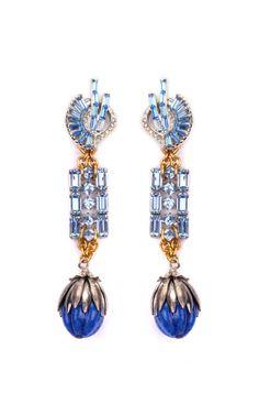 Shop 100 Year Earrings Featuring Vintage Parts From 1860-1960 by Lulu Frost - Moda Operandi