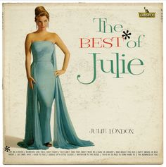 Retrophile-Julie London Liberty record album