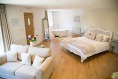 Inside our beautiful Brides Cottage Solid Oak Doors, Gravel Garden, Wedding Night, Beautiful Bride, Perfect Place, Lounge, Cottage, Bedroom, Brides