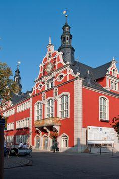 Arnstadt Rathaus DE