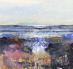 36 Ideas for art painting sea kurt jackson Landscape Artwork, Abstract Landscape Painting, Seascape Paintings, Contemporary Landscape, Abstract Art, Painting Art, Kurt Jackson, St Just, Madrid