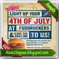 fuddruckers 10 off coupon code moving February 2015