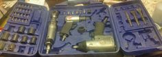 Campbell Hausfeld Air Tool cabinet in Home & Garden, Tools, Air Tools | eBay