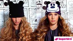 #disneycollection #fashion #Allee #Sugarbird #cap #curlyhair