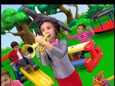 Ζουζούνια - Α Μπε Μπα Μπλομ (Official) Mickey Mouse Song, Minnie Mouse, Circle Time, Songs, Colors, Places, Youtube, Carnival, Colour