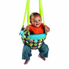 d28e7e171a18 All Things Children  Graco Jump N Jive Doorway Jumper with ...