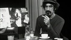 New Zealand International Film Festival 2016 - Eat That Question: Frank Zappa in His Own Words #nziff
