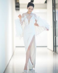 In #whitegown