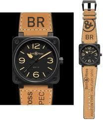 Bell and Ross, simple, but awesome