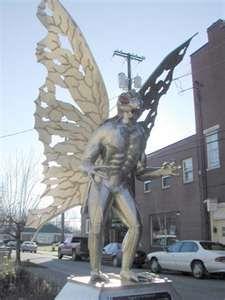 Point Pleasant's Moth Man Legend