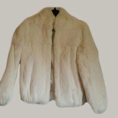 bc13237d50 Women s Princess Caravelle 100% rabbit fur Jacket Size 10