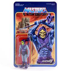 ReAction Figures: Masters of the Universe - Skeletor | Super7