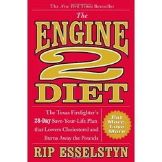 An whole food plant based diet! If a whole group of Texan firefighters can run off of plants... why can't everyone?
