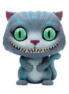 Cheshire Cat Vinyl Figure 178 - Funko Pop! von Alice im Wunderland