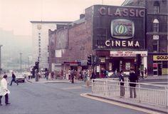 Classic Cinema, Fitzalan Square, Sheffield, May 1982
