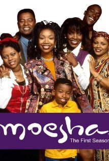 Moesha, not only did I love this show but Brandy is such an icon to me. Love this woman!!