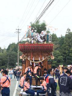 三倉の祭り