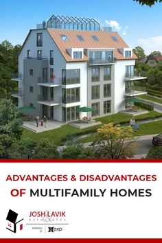Is a multi-family home the right choice for you? We dive into the advantages and the disadvantages that come along with buying a multifamily home in Madison. Buying Your First Home, Home Buying, Multi Family Homes, Home And Family, The Tenant, Student Loan Debt, Investment Property, Being A Landlord, Investing