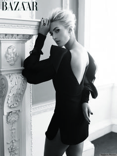 """Kate Winslet Is Practically Unrecognizable On """"Harper's Bazaar UK"""" - BuzzFeed Mobile"""