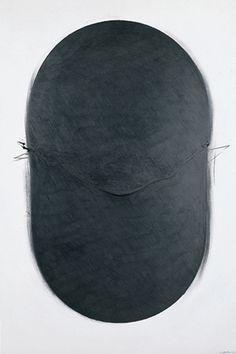 Takesada Matsutani graphite sur toile