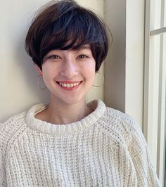 Short Wedge Haircut, Very Short Hair, Layered Hair, Hair Inspo, Hair Lengths, Pixies, Short Hair Styles, Hair Cuts, Hair Beauty
