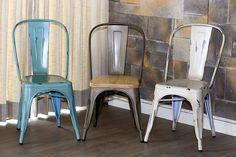 法式工業風格高背舊鐵椅 木座款式 網路售價: $3700 / 日租: $740 鐵椅款式 網路售價: $3300 / 日租: $660
