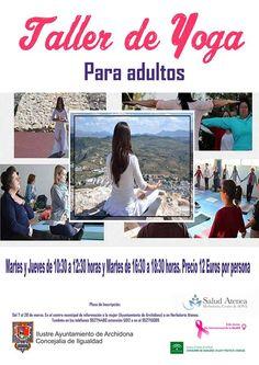 Aun estas a tiempo de reservar tu plaza!!! Ampliamos el plazo hasta el lunes 4 de Abril. Más info en http://www.saludatenea.com/content/135-taller-de-yoga-viajando-a-nuestro-interio-herbolario-online-malaga-en-salud-atenea
