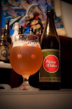 Pliney The Elder - Russian River Brewing Company