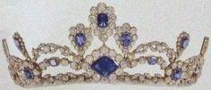 Tiara Mania: Sapphire & Diamond Tiara