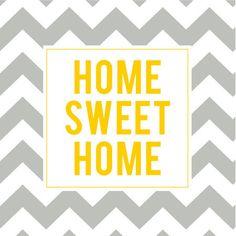 Quadro - Sweet Home