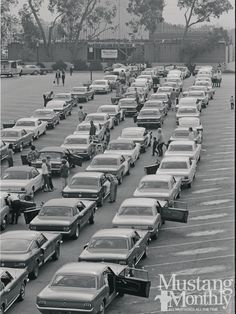 1966 Mustang Rally Checkpoint Rally Photo 5