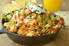 When you want something fast and satisfying for breakfast, make any of these pinnable migas recipes for comfort food in a hurry. Breakfast Dishes, Breakfast Time, Migas Recipe, Fresh Tortillas, Hispanic Kitchen, Cast Iron Recipes, Mexican Food Recipes, Ethnic Recipes, Refried Beans