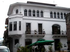 Panamá.- Casco Antiguo