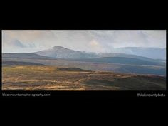 Brecon Beacons Landscape Photography Diary... 9th August Belly of the Beast - YouTube