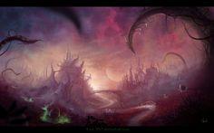 Aliens by Azot-2013.deviantart.com on @deviantART