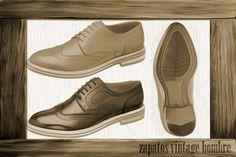 Zapatos vintage 1900-1930