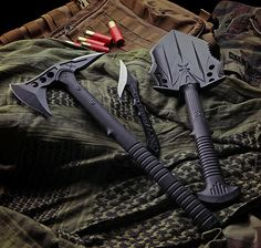 M48 Tactical Survival Series - Useful survival tools for everyday use. $22.99 - $89.99    link: