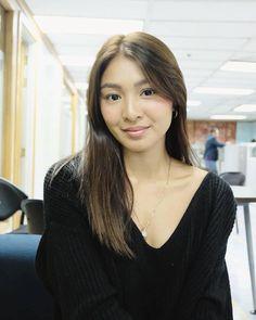 Nadine Lustre (ctto) Filipina Actress, James Reid, Nadine Lustre, Jadine, Best Actress, Hair Cuts, Singer, Actresses, Female